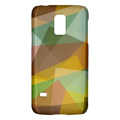 Fading shapesSamsung Galaxy S5 Mini Hardshell Case