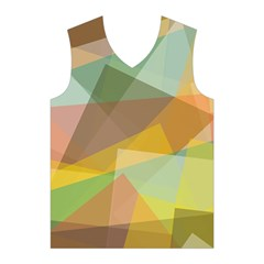 Fading shapes Men s Basketball Tank Top
