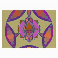Mandala Large Glasses Cloth