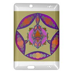 Mandala Kindle Fire HD (2013) Hardshell Case