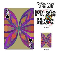 Fly Mandala Playing Cards 54 Designs