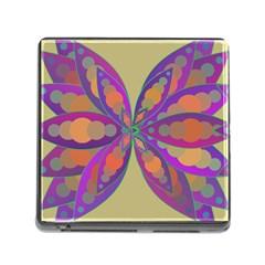 Fly-Mandala Memory Card Reader (Square)