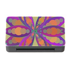 Fly-Mandala Memory Card Reader with CF
