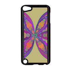 Fly Mandala Apple Ipod Touch 5 Case (black)