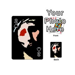 Christ Playing Cards 54 (mini)