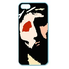 Christ Apple Seamless iPhone 5 Case (Color)