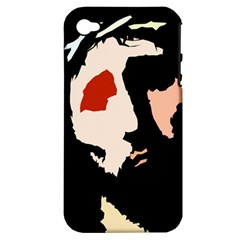 Christ Apple Iphone 4/4s Hardshell Case (pc+silicone)