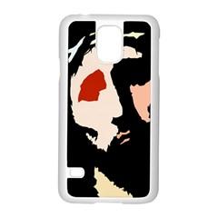 Christ Samsung Galaxy S5 Case (White)