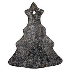 Black Mica Ornament (christmas Tree)