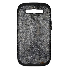 BLACK MICA Samsung Galaxy S III Hardshell Case (PC+Silicone)