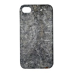 BLACK MICA Apple iPhone 4/4S Hardshell Case with Stand