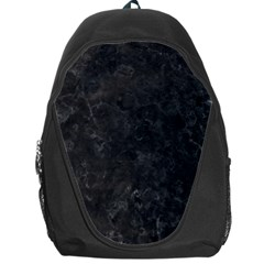 BLACK MARBLE Backpack Bag
