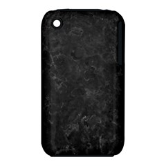 BLACK MARBLE Apple iPhone 3G/3GS Hardshell Case (PC+Silicone)