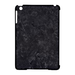 BLACK MARBLE Apple iPad Mini Hardshell Case (Compatible with Smart Cover)