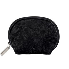 BLACK MARBLE Accessory Pouches (Small)