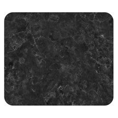 BLACK MARBLE Double Sided Flano Blanket (Small)