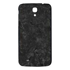 BLACK MARBLE Samsung Galaxy Mega I9200 Hardshell Back Case