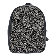 BLACK GRAVEL School Bags(Large)