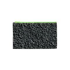 BLACK GRAVEL Cosmetic Bag (XS)