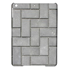 ALTERNATING GREY BRICK iPad Air Hardshell Cases