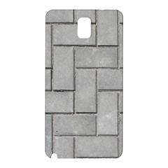 ALTERNATING GREY BRICK Samsung Galaxy Note 3 N9005 Hardshell Back Case