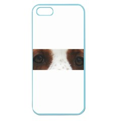 Welsh Springer Spaniel Eyes Apple Seamless iPhone 5 Case (Color)