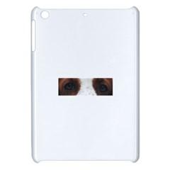 Welsh Springer Spaniel Eyes Apple iPad Mini Hardshell Case
