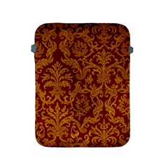 ROYAL RED AND GOLD Apple iPad 2/3/4 Protective Soft Cases