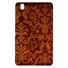 Royal Red And Gold Samsung Galaxy Tab Pro 8 4 Hardshell Case
