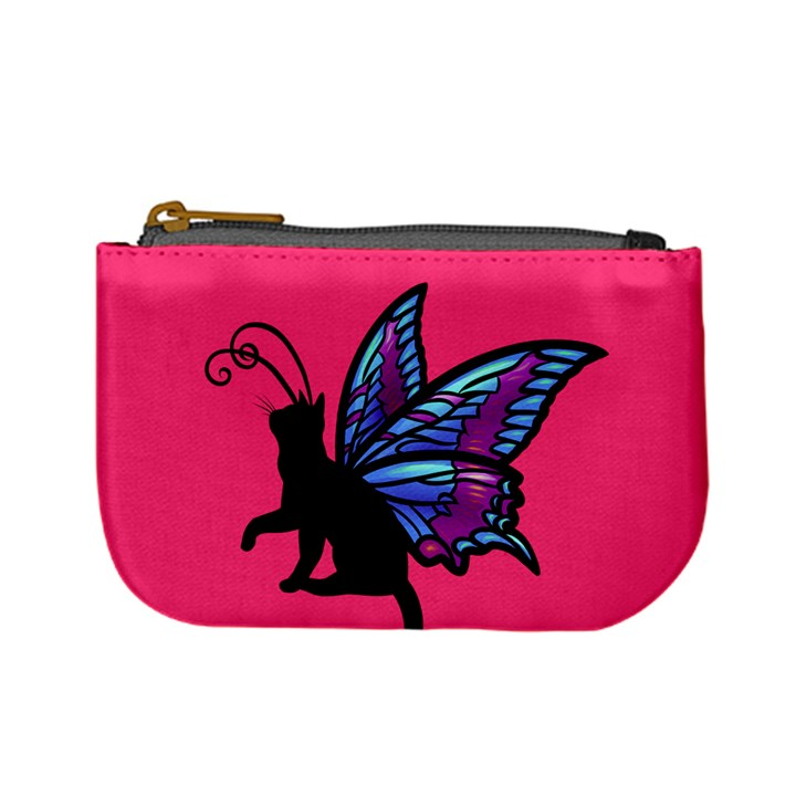 Kitty Fairy Coin Change Purse