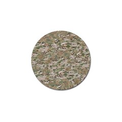 Camo Woodland Faded Golf Ball Marker (10 Pack)