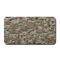 Camo Woodland Faded Medium Bar Mats