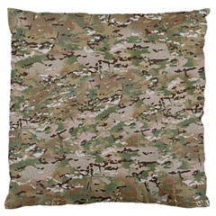 CAMO WOODLAND FADED Large Cushion Cases (Two Sides)