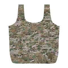 CAMO WOODLAND FADED Full Print Recycle Bags (L)