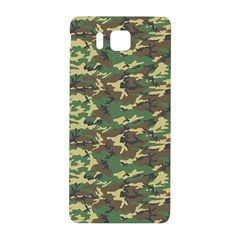CAMO WOODLAND Samsung Galaxy Alpha Hardshell Back Case