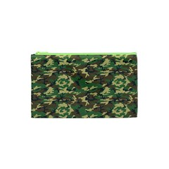 CAMO WOODLAND Cosmetic Bag (XS)