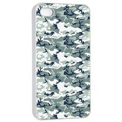 CAMO URBAN Apple iPhone 4/4s Seamless Case (White)