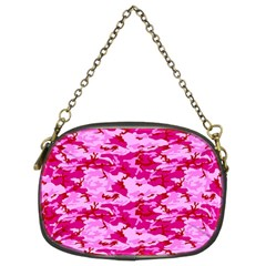 CAMO PINK Chain Purses (Two Sides)