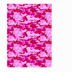 CAMO PINK Large Garden Flag (Two Sides)