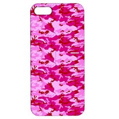 CAMO PINK Apple iPhone 5 Hardshell Case with Stand