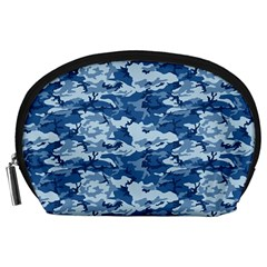 CAMO NAVY Accessory Pouches (Large)