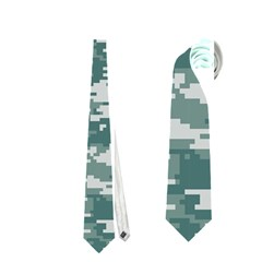 CAMO DIGITAL URBAN Neckties (One Side)