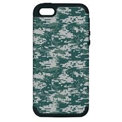 CAMO DIGITAL URBAN Apple iPhone 5 Hardshell Case (PC+Silicone)