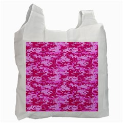 CAMO DIGITAL PINK Recycle Bag (Two Side)
