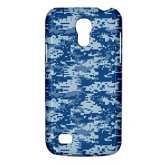 CAMO DIGITAL NAVY Galaxy S4 Mini
