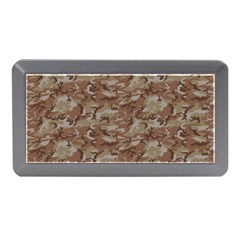CAMO DESERT Memory Card Reader (Mini)