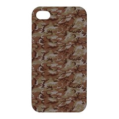 CAMO DESERT Apple iPhone 4/4S Hardshell Case