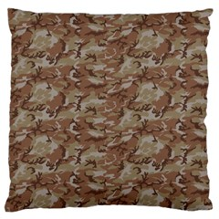 CAMO DESERT Large Cushion Cases (One Side)