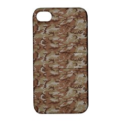 CAMO DESERT Apple iPhone 4/4S Hardshell Case with Stand
