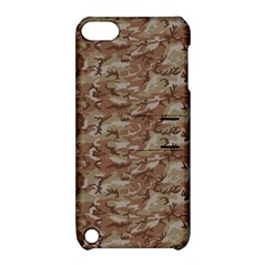 CAMO DESERT Apple iPod Touch 5 Hardshell Case with Stand